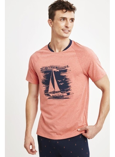 Nautica Pijama Takım Pembe